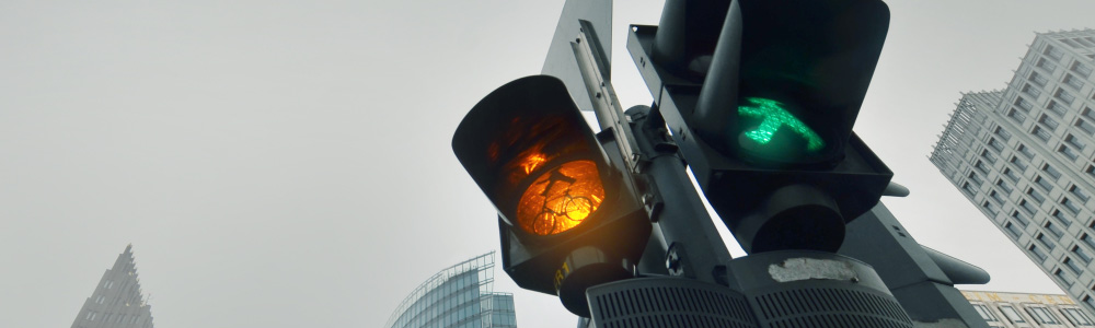 Strassenampel - Verkehrsrecht